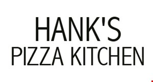 Product image for Hank's Pizza Kitchen $10 For $20 Worth Of Casual Dining