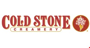 Product image for Cold Stone Creamery Free ICE CREAM