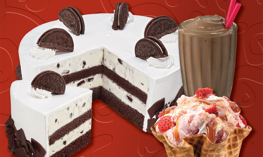 Product image for Cold Stone Creamery $3 OFF any Signature Cake (Excludes Pies, Petite Cakes, Cupcakes & Cookie Sandwiches).
