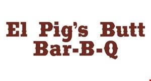 El Pig's Butt Bar-B-Q logo