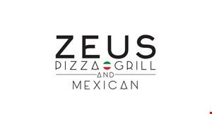Zeus Pizza logo