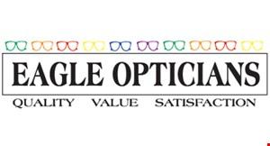 Eagle Opticians logo