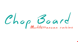 Product image for Olympia by Chopboard Mediterranean $15 For $30 Worth Of Mediterranean Cuisine