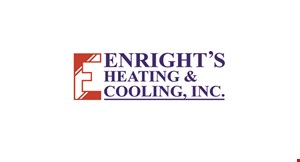 Product image for Enright's Heating & Cooling, Inc. $20 OFF ANY SERVICE CALL.