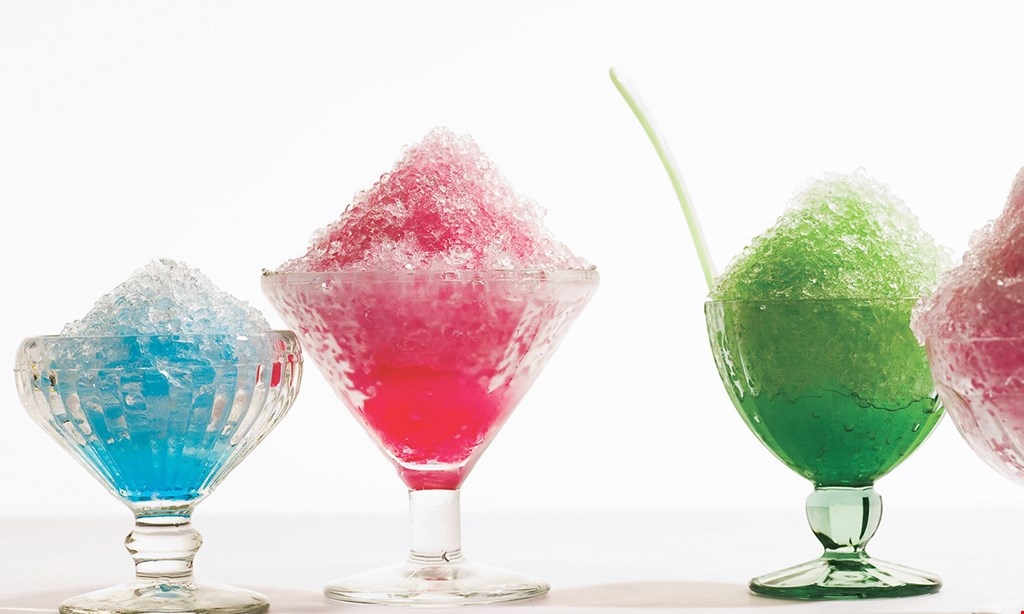 Product image for Bahamas Buck's FREE shaved ice