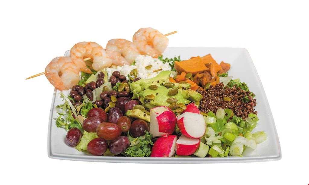 Product image for Saladworks - Camp Hill 1/2 Off salad