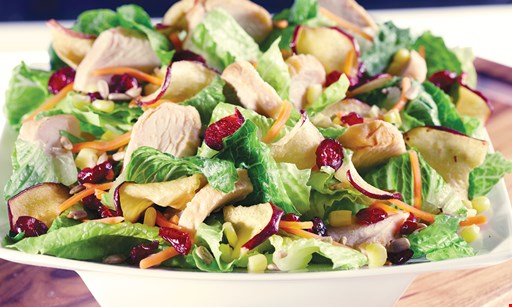 Product image for Saladworks - Allentown ½ Off salad. Buy one signature salad, get one half off.