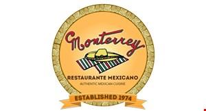 Monterrey Restaurante Mexicano - Acworth logo