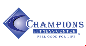 Product image for Champions Fitness Center Only $99 - 3 training sessions with a certified personal trainer.