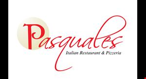Pasquale's Italian Restaurant & Pizzeria logo