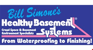 Healthy Basement logo