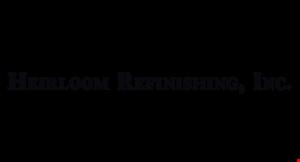 Heirloom Refinishing logo