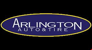 Arlington Auto & Tire logo