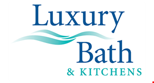 Luxury Baths & Kitchens logo