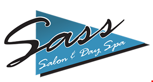 Sass Salon & Day Spa logo