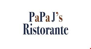 Papa J's Ristorante logo