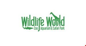 Wildlife World Zoo logo