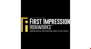Product image for First Impression Ironworks Plus get up to $150 off when you choose one of our Summer season design specials.