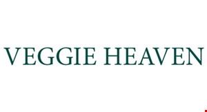 VEGGIE HEAVEN logo