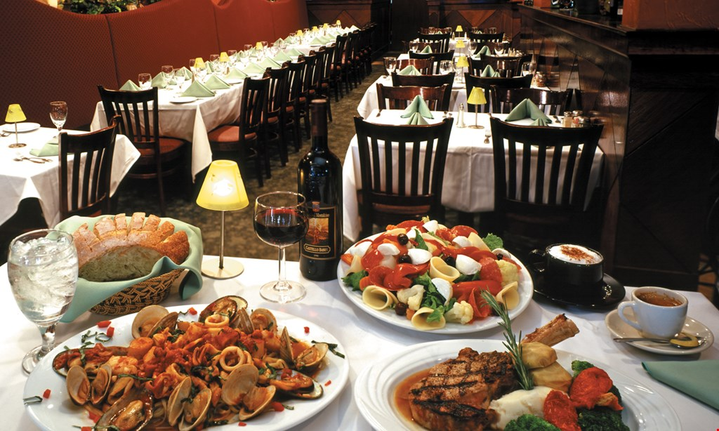 Product image for San Martino Ristorante Complete Dinner Special $19.95