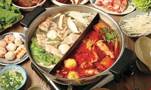 Product image for Happy Lamb Hot Pot FREE all-you-can-eat buffet with purchase of 6 or more buffets at regular price ($21.99 value)