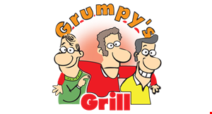 Grumpy's Grill logo
