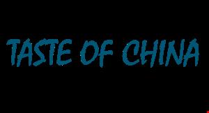 Taste of China logo