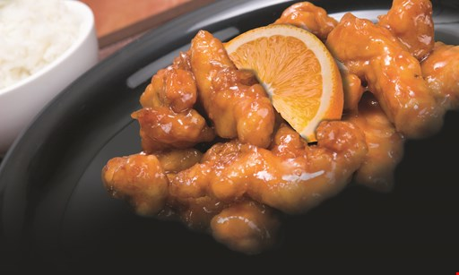 Product image for Taste of China ½ off entree