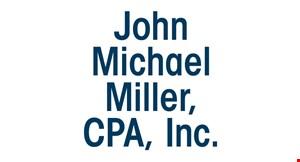 John Michael Miller, CPA, Inc. logo