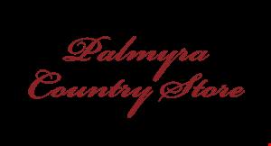 Palmyra Country Store logo