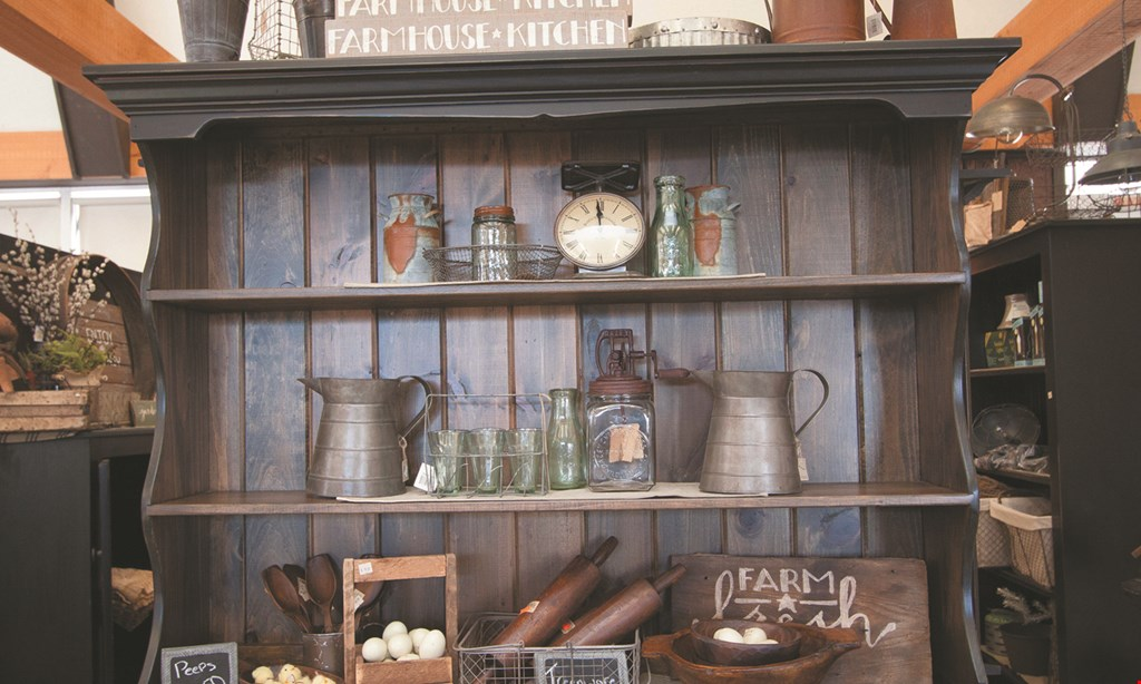 Product image for Palmyra Country Store $5 off any purchase of $30 or more.
