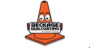 Beckage Sealcoating Inc. logo