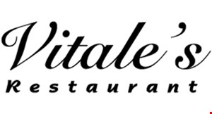 Vitale's Restaurant logo