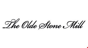 Product image for The Olde Stone Mill $15 gift certificate
