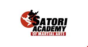 Satori Academy of Martial Arts logo