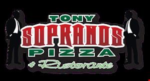 Tony Sopranos Pizza logo