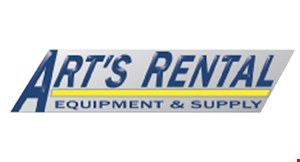 Product image for ART'S RENTAL EQUIPMENT & SUPPLY Propane refill $3 off 20 lb. tank.