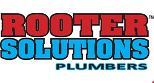 Product image for Rooter Solutions $50 off any plumbing repair.