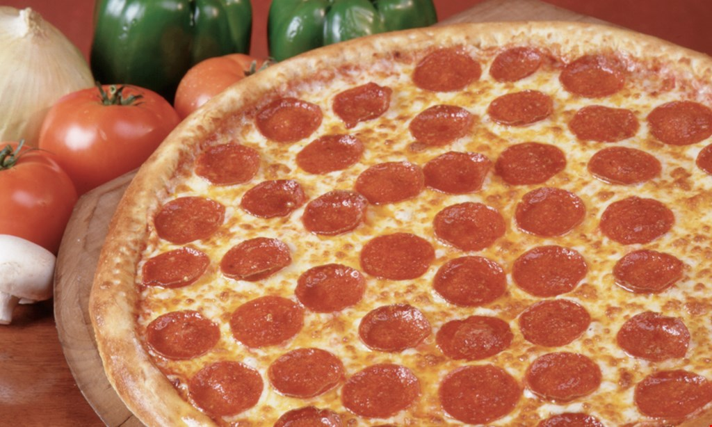 Product image for Cocco's Pizzeria & Pub $19.99 + tax & delivery 1 large plain pizza & 10 wings