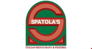 Spatola's Italian Restaurant & Pizzeria logo