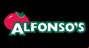 Alfonso's Pizzeria logo