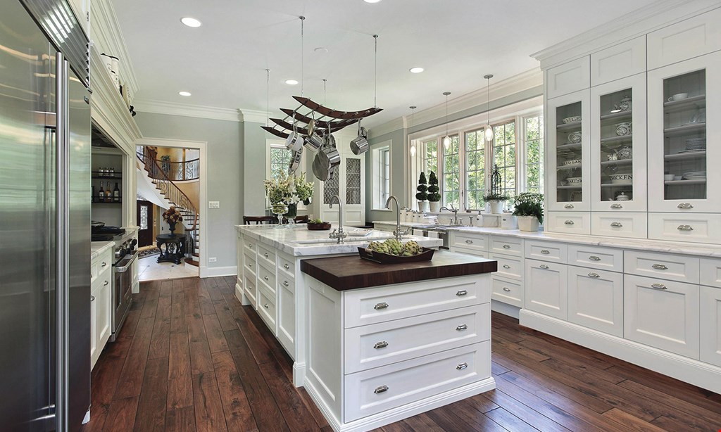 Product image for Family Wholesale Kitchens & Baths FREE handles and knobs with kitchen package over $3,500.