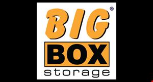 Big Box Storage, Inc. logo