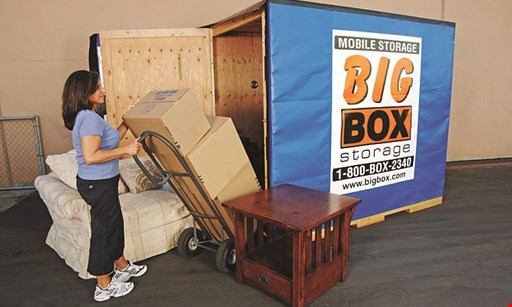 Product image for Big Box Storage, Inc. FREE DELIVERY & PICKUP