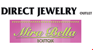 Direct Jewelry Outlet logo