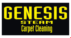 Genesis Steam Carpet Cleaning logo
