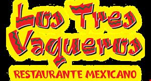 Los Tres Vaqueros logo