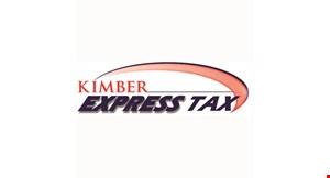 Kimber Accounting & Notary Service logo