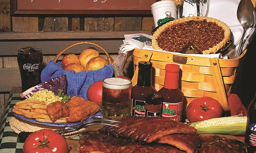 Product image for Corky's BBQ $5 Off any purchase of $25 or more.