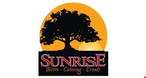 Sunrise Bistro logo